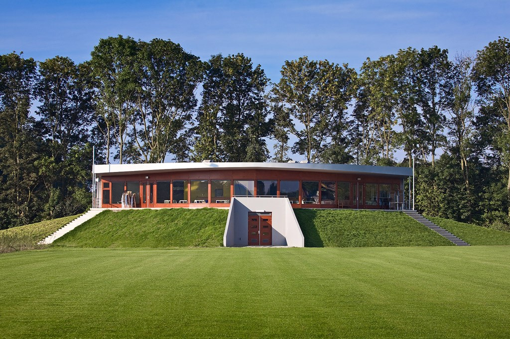 Clubhuis Voorburg Cricket Club