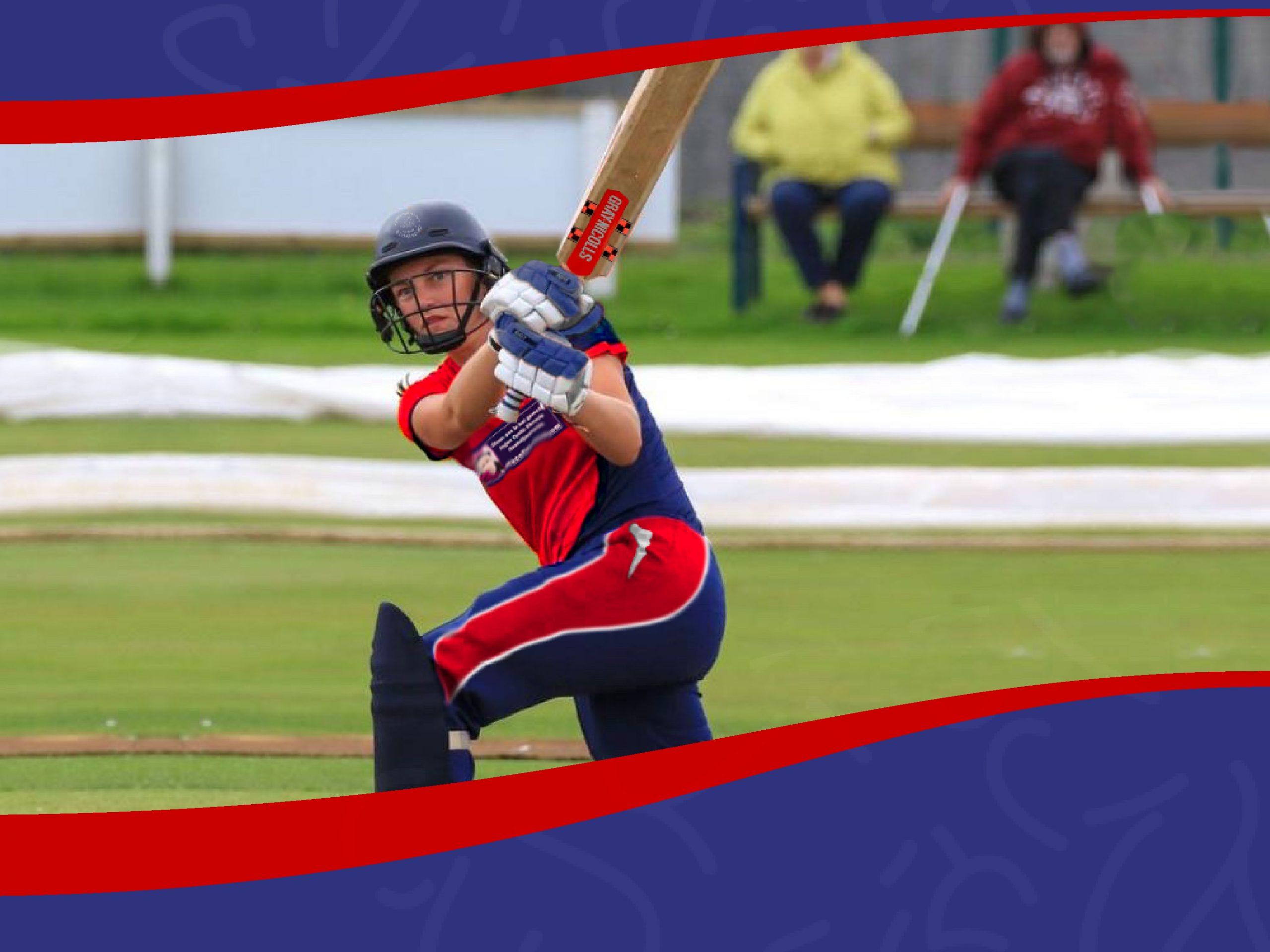 Cricket voor meiden bij VCC