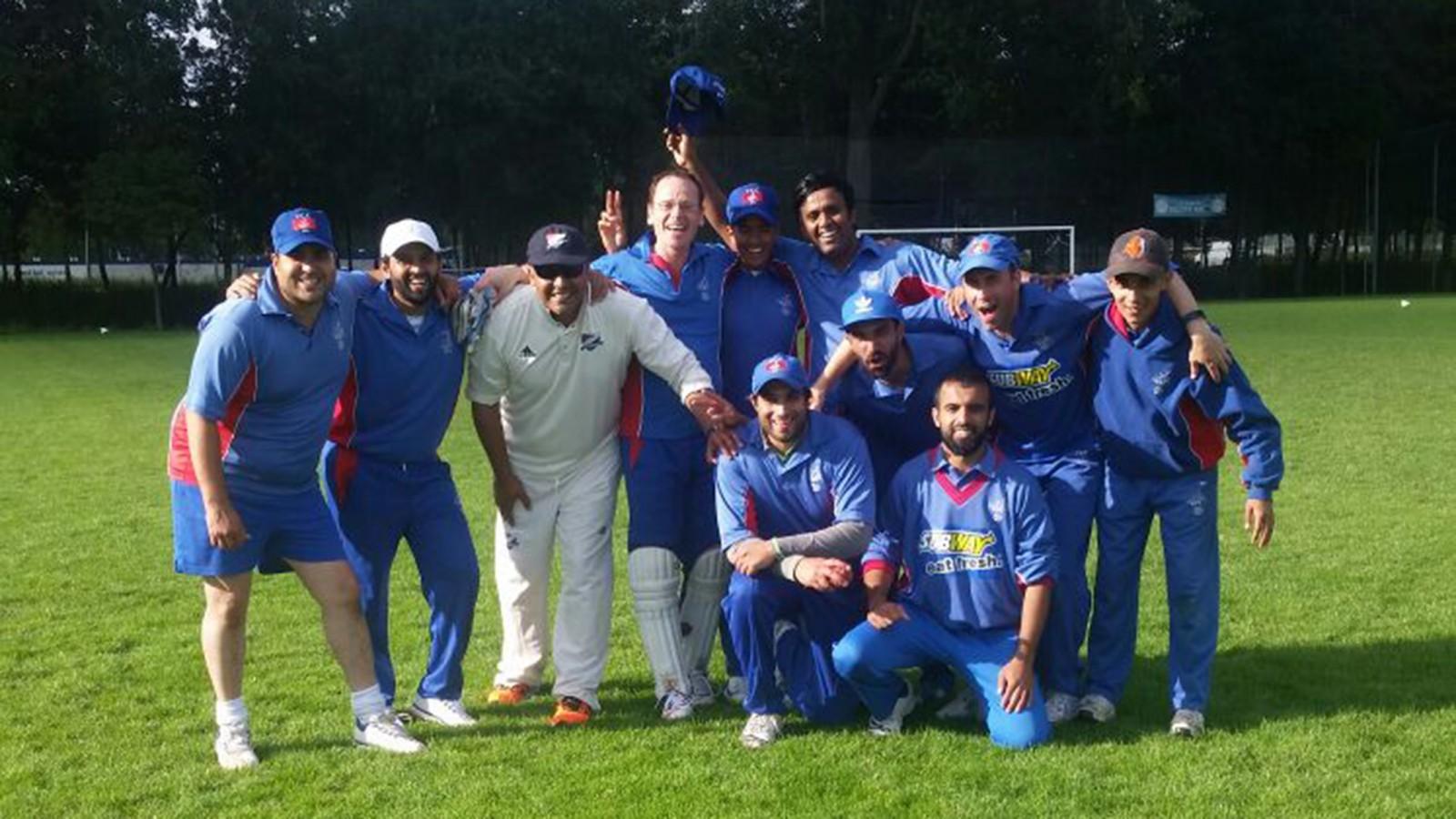 The winning team - VCC 2