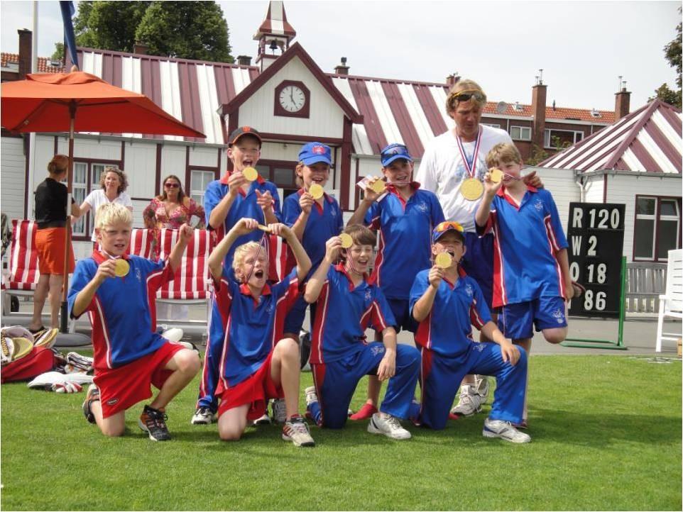 U11-2010 Kampioen
